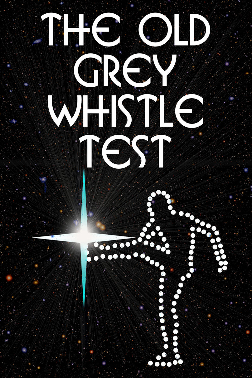 The Old Grey Whistle Test Art Print Poster  Or